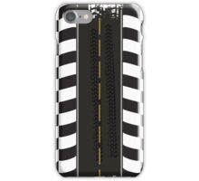 road - case iPhone Case/Skin