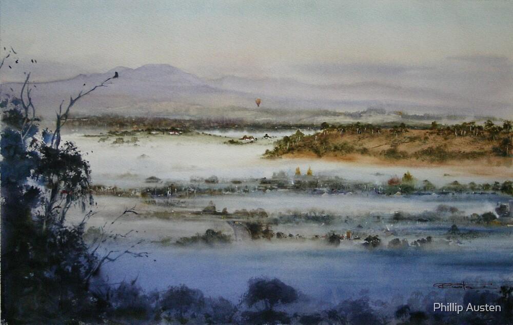 Emerging Splendour by Phillip Austen