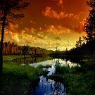 Rainbow country by Kari Liimatainen
