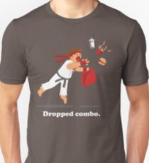 Dropped Combo Unisex T-Shirt