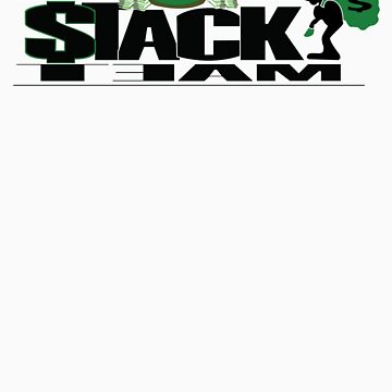 Stack Team Black Text by StackTeam