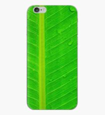 Banana leaf - case iPhone Case