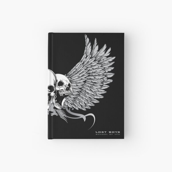 Lost Boys Studios - School of VFX Black Journal Hardcover Journal