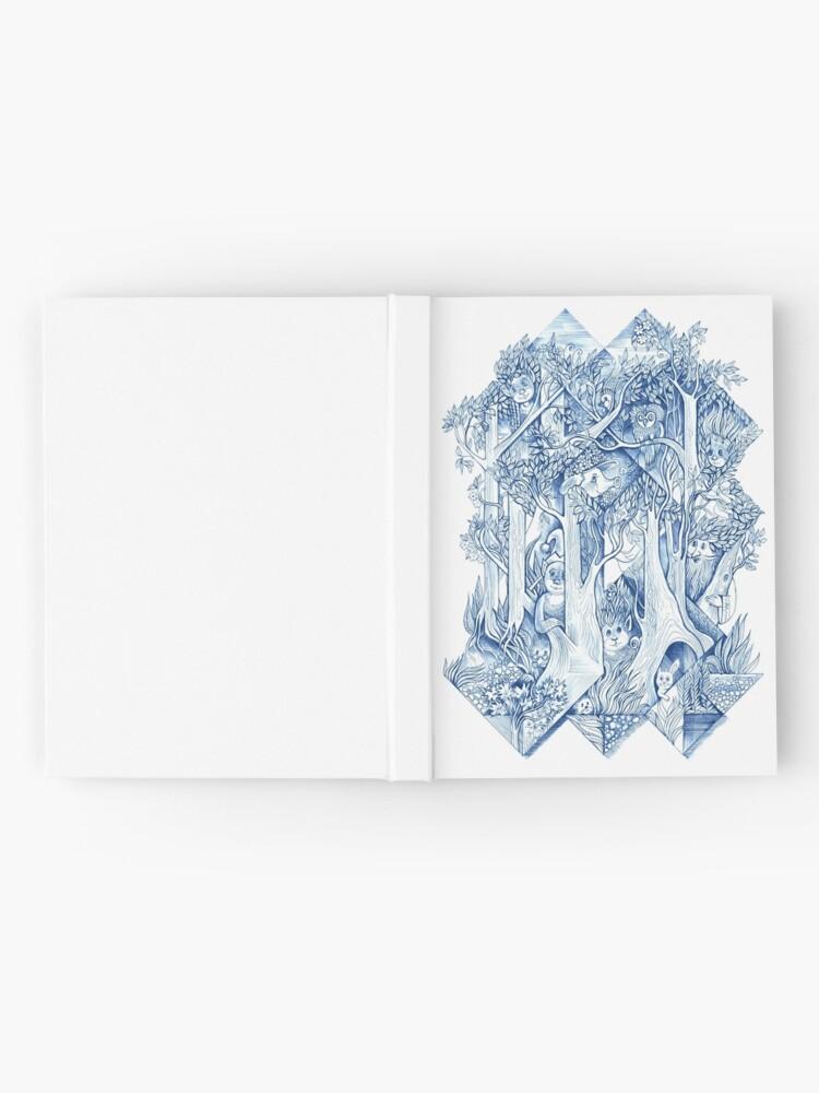 Alternate view of Jungle hide-and-seek Hardcover Journal