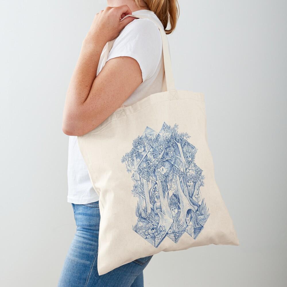 Jungle hide-and-seek Tote Bag