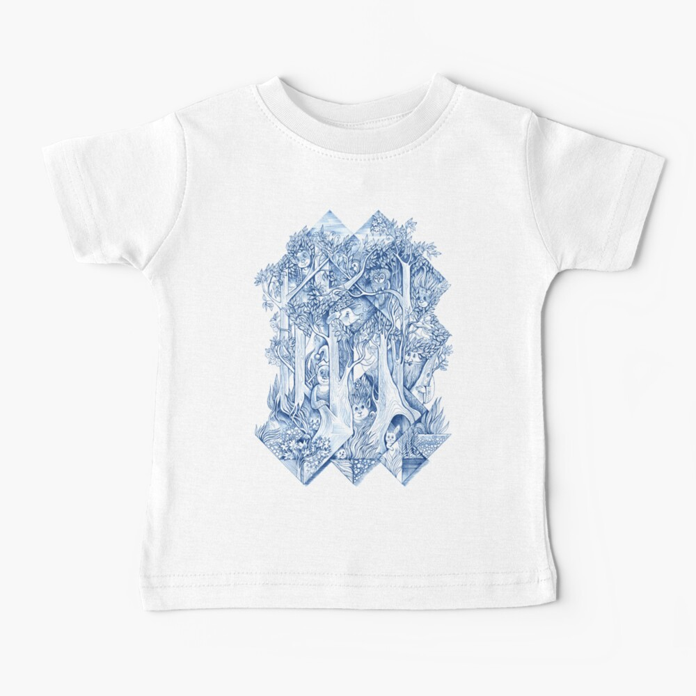 Jungle hide-and-seek Baby T-Shirt