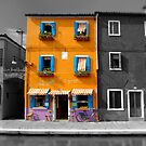 Burano, Venice Italy - 5 by Paul Williams
