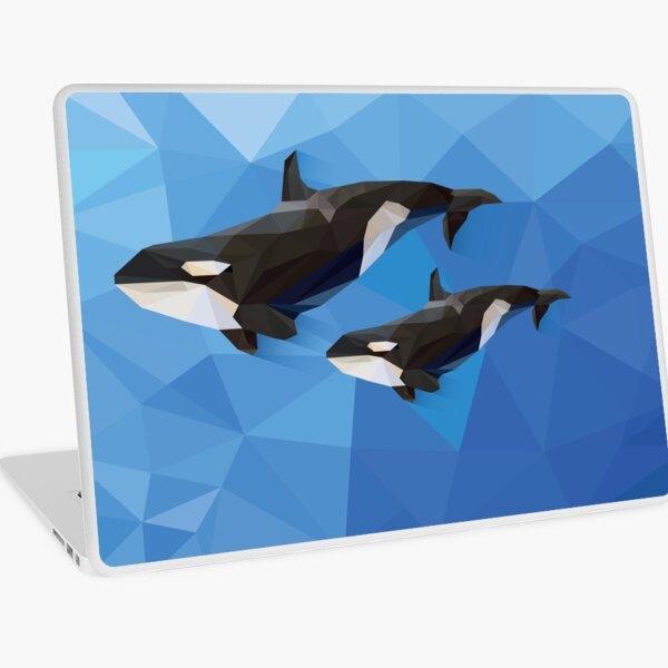 Blackfish Laptop Skin