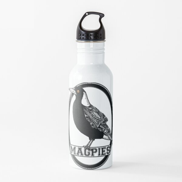 Magpies Water Bottle