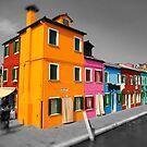 Burano, Venice Italy - 8 by Paul Williams