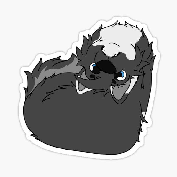 Silly Puppo Sticker