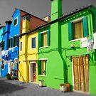 Burano, Venice Italy - 10 by Paul Williams