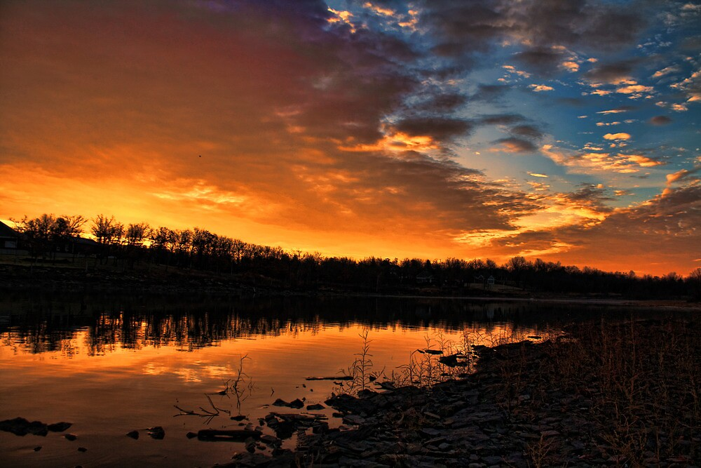 Dawn's Early Light by Carolyn  Fletcher