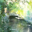 Waterway by vasenoir