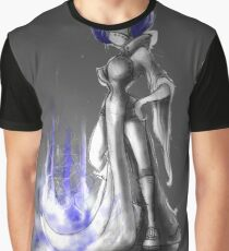 Rainbow Punk: Indigo Assasin Graphic T-Shirt