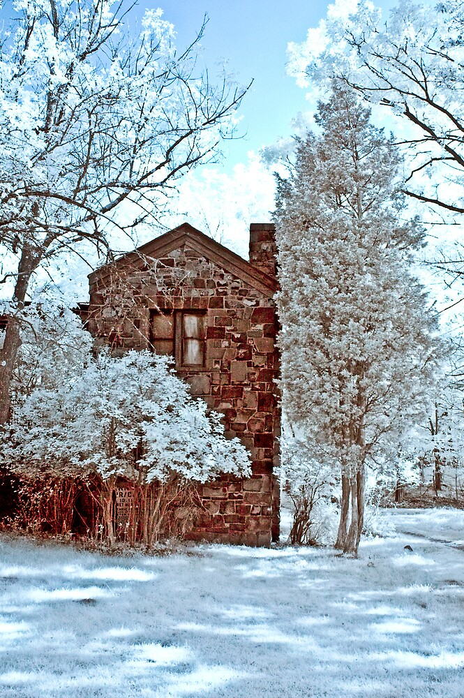 The Old Stone House by Anthony L Sacco