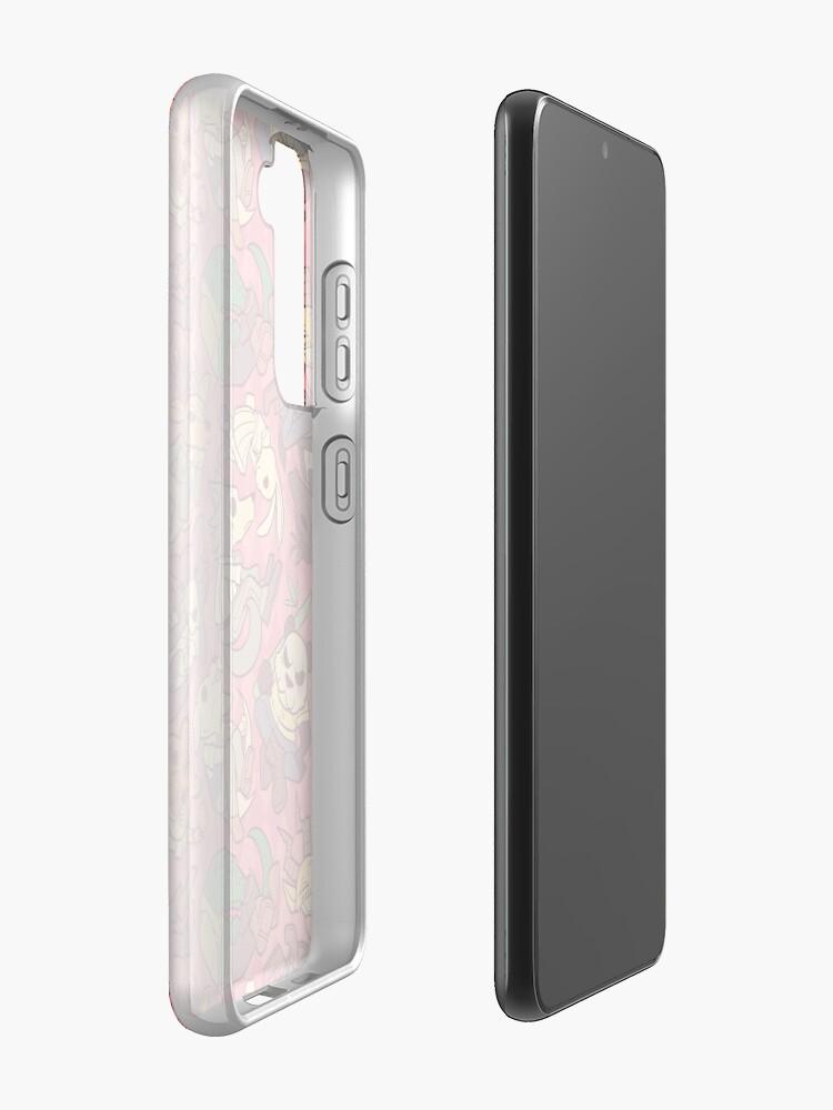 Alternate view of Little Beastars Case & Skin for Samsung Galaxy