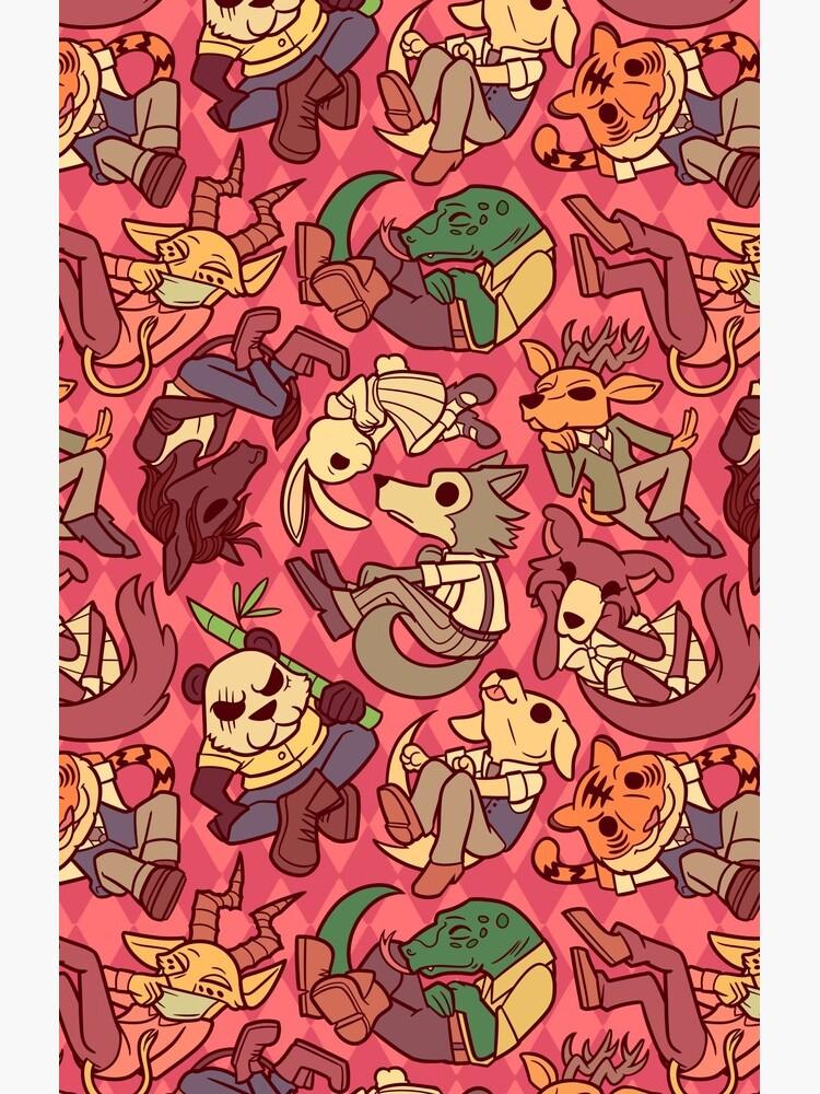 Little Beastars by Onislogo