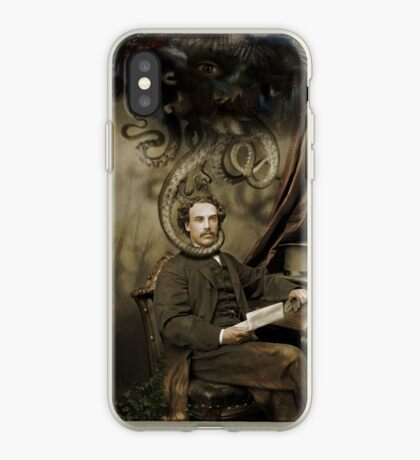 Industrial Romance iPhone Case