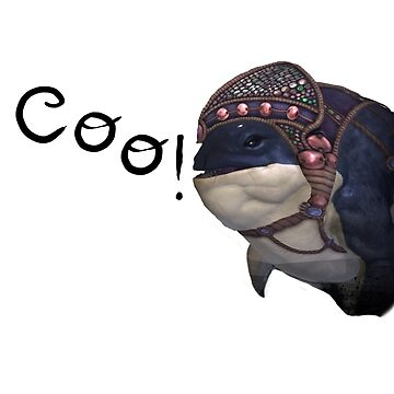Coo! Quaggan by brittheripper