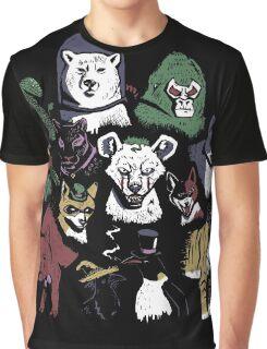 Predators of the Bat Graphic T-Shirt