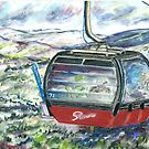 Stowe Gondola by mleboeuf