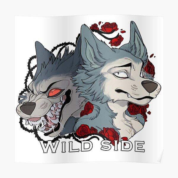 Beastars wild side Poster