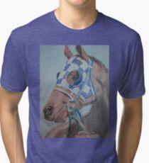 Beautiful Secretariat Tri-blend T-Shirt