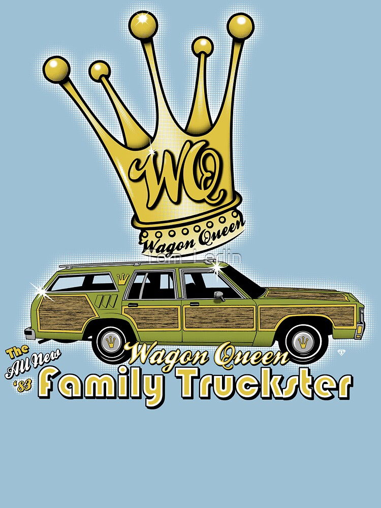 The Wagon Queen Family Truckster by tioem