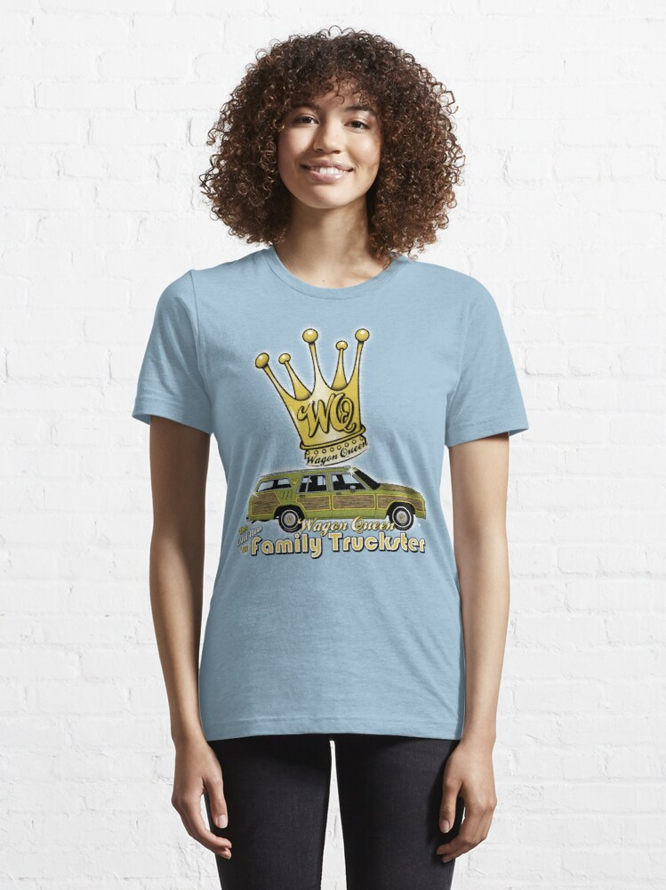 Alternate view of The Wagon Queen Family Truckster Essential T-Shirt
