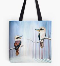 Kookaburra Connection  Tote Bag