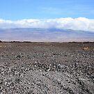 Distant Mauna Kea by PJS15204