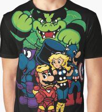Mushroom A Graphic T-Shirt