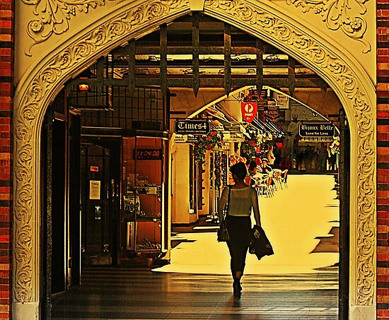 Where have all the shoppers gone by myraj
