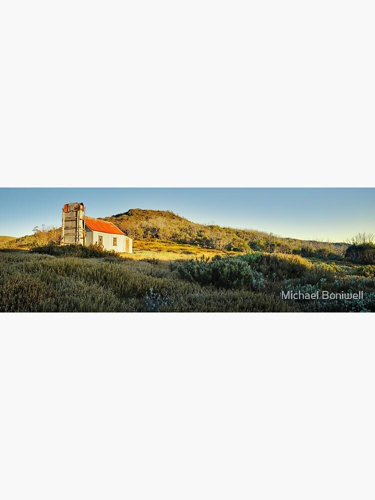Spargos Hut Dawn, Mount Hotham, Victoria, Australia by Chockstone