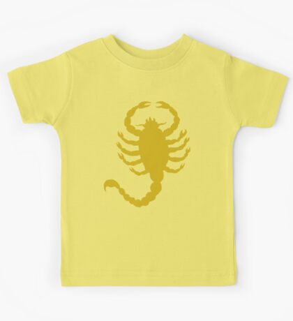 DRIVE SCORPION (GOLD) Kids Clothes