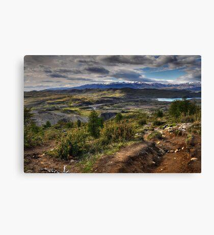 Torres Landscape Canvas Print