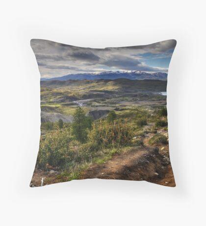 Torres Landscape Throw Pillow