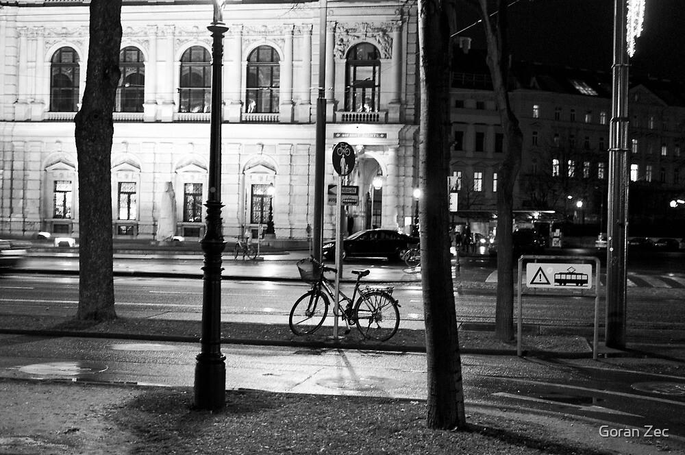 Wien by Goran Zec