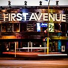 First Avenue by Jeff Stubblefield