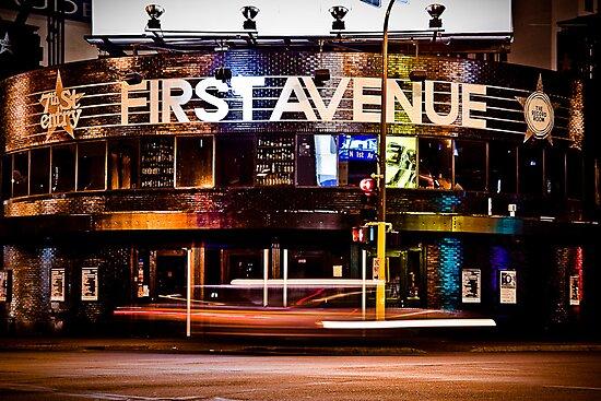 First Avenue by Jeff Stubblefield
