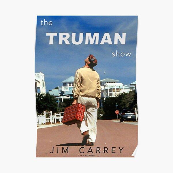 El show de Truman Póster