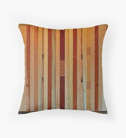 Inlaid X Wing Coffee Table  Throw Pillow