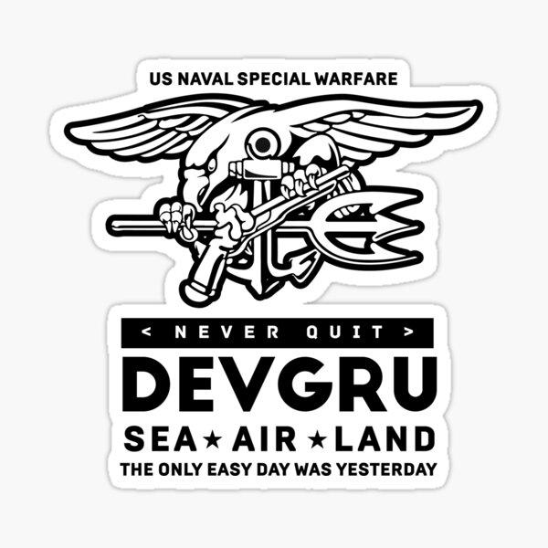 DEVGRU / Militär / Navy Seals / Seal Team Sticker
