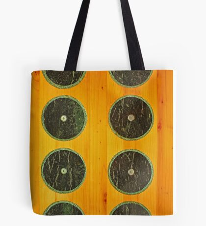 Oil Derrick Coffee Table Tote Bag