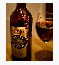 Root Beer Photographic Print