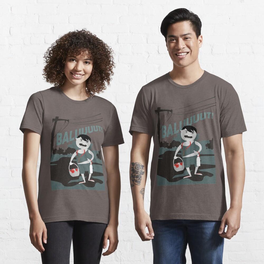 Pinoy Prints: Balut vendor Essential T-Shirt