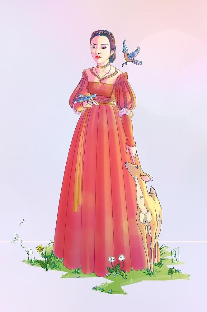 Snow White by Gwyn Conaway