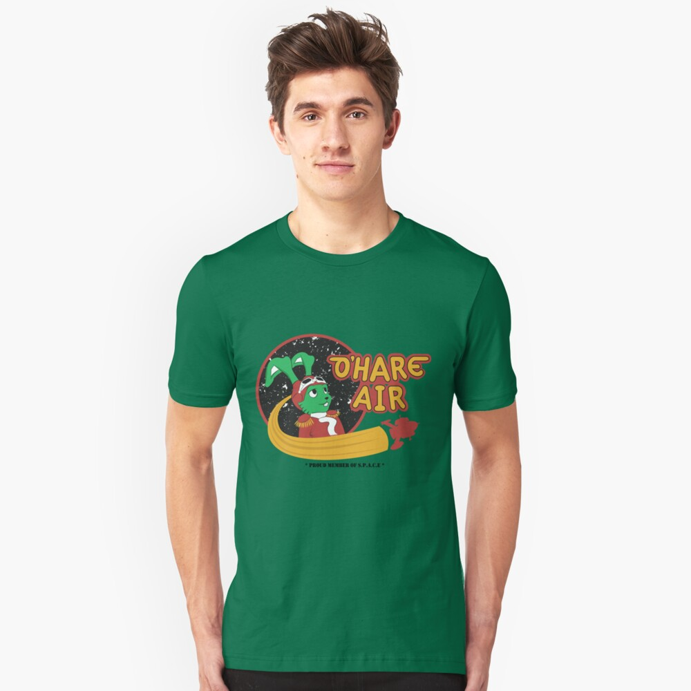 O'Hare Air Unisex T-Shirt Front
