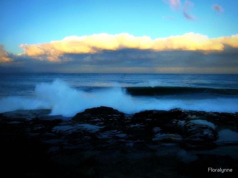 moody blue by Floralynne